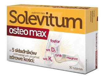 Solevitum Osteo Max tabletki