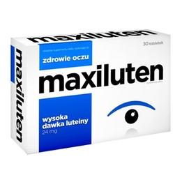 Maxiluten tabletki