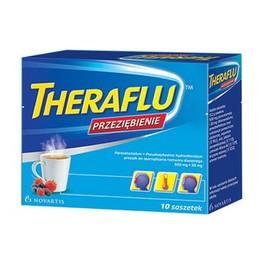 Theraflu Przeziębienie saszetki