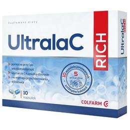 Colfarm UltralaC Rich kapsułki