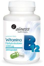Aliness Witamina B12 kapsułki