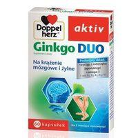 Doppelherz Aktiv Ginkgo Duo kapsułki