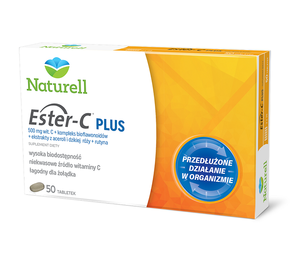 Naturell Ester-C Plus tabletki