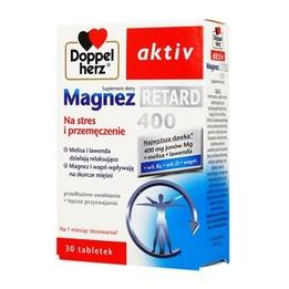 Doppelherz Aktiv Magnez 400 Retard tabletki
