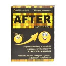 After tabletki powlekane