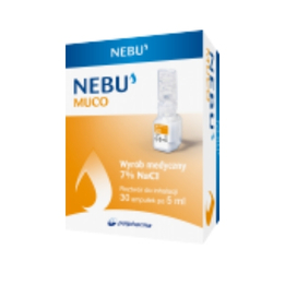 Nebu Muco 7% roztwór do inhalacji