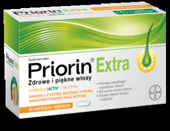 Priorin Extra kapsułki