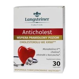 Anticholest kapsułki