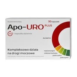 Apo-Uro Plus kapsułki