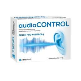 Audiocontrol tabletki powlekane