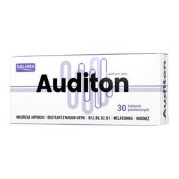 Auditon tabletki powlekane