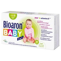 Bioaron Baby 6m+ kapsułki twist-off