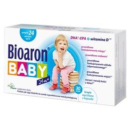 Bioaron Baby 24m+ kapsułki twist-off