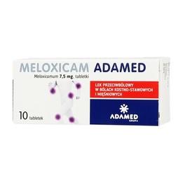 Meloxicam Adamed tabletki