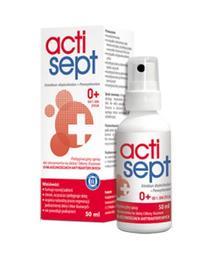 Actisept spray kosmetyk do stosowania na skórę