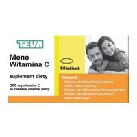 Mono Witamina C Teva tabletki