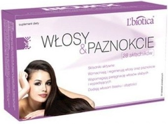 L'Biotica Włosy & Paznokcie