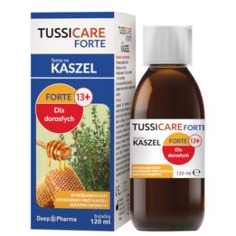 Tussicare Forte syrop wyrób medyczny na kaszel