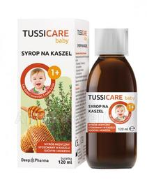 Tussicare Baby syrop