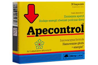 Olimp Apecontrol kapsułki