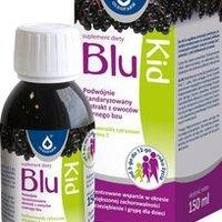 Blu Kid płyn Oleofarm na odporność u dzieci