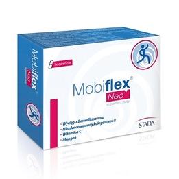 MobiFlex Neo tabletki wspierające stawy i chrząstki stawowe