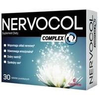 Nervocol complex tabletki na uspokojenie