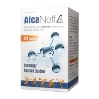 AlcaNeff suplement diety wspomagający odkwaszenie organizmu
