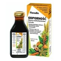 Floradix Odporność suplement diety wspomagający odporność