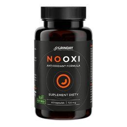 NoOxi - Formuła Antyoksydacyjna suplement diety wspomagający proces detoksykacji