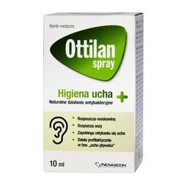 Ottilan spray wyrób medyczny do higieny uszu