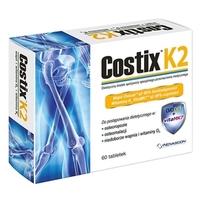 Costix K2 środek spożywczy specjalnego przeznaczenia żywieniowego z witaminą D i K2