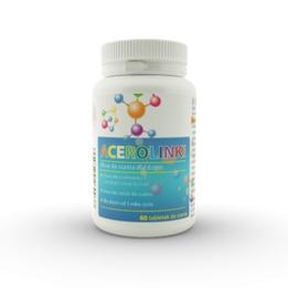 Acerolinki tabletki do ssania suplement diety wspomagający odporność
