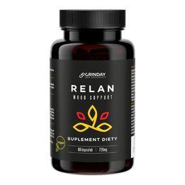 Relan - Naturalny Antydepresant, Na Stres i Uspokojenie