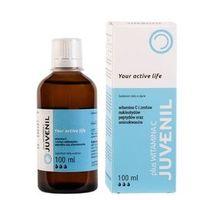Juvenil plus witamina C – suplement diety