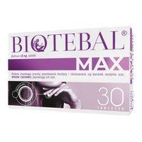 Biotebal Max tabletki