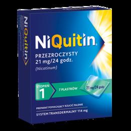 Niquitin System Transdermalny plastry