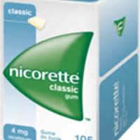 Nicorette Classic Gum 2mg