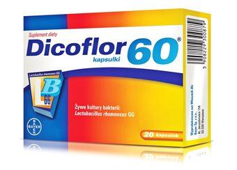 Dicoflor 60 kapsułki