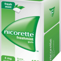Nicorette Freshmint Gum 4mg