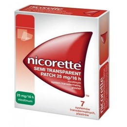 Nicorette TTS InvisiPatch