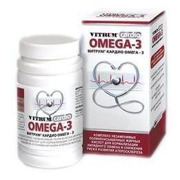 Vitrum Cardio Omega-3
