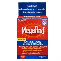 Megared Extra Strong Omega 3 Krill Oil