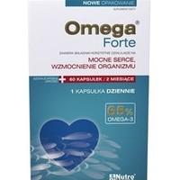 Omega Forte, 65% Omega-3