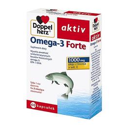 Doppelherz Aktiv Omega-3 Forte