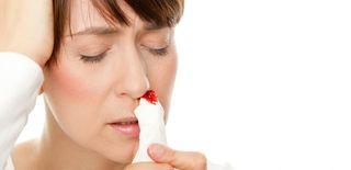 Najlepsze produkty na krwawienie z nosa
